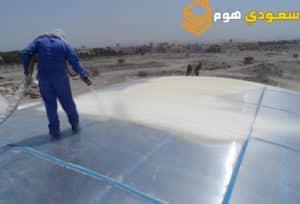 خدمة عزل الأسطح بحي الشفا