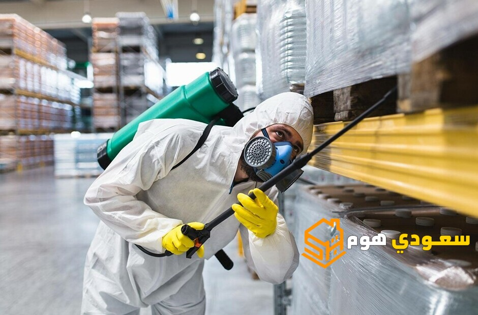شركة مكافحة حشرات في الرياض