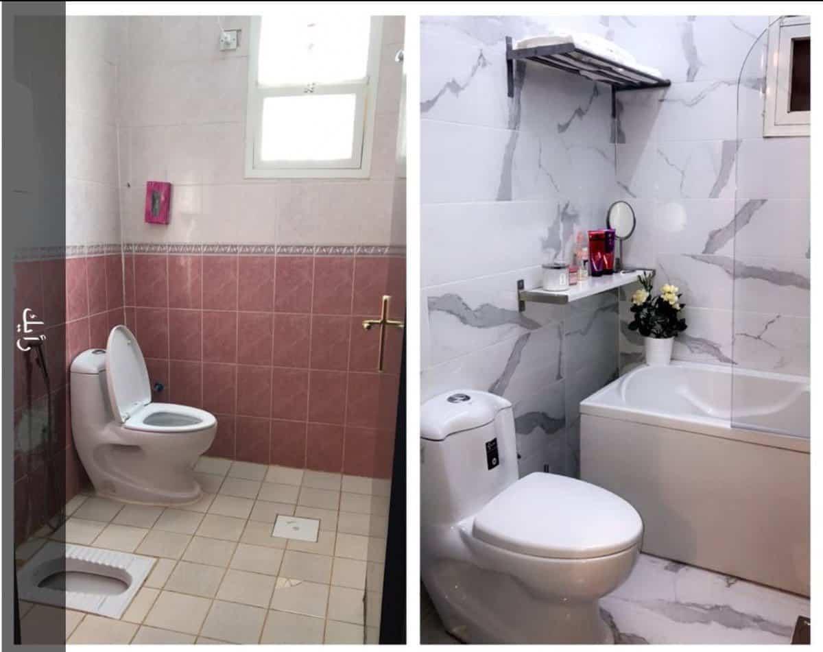 هل تبحث عن شركة ترميم الحمامات القديمة